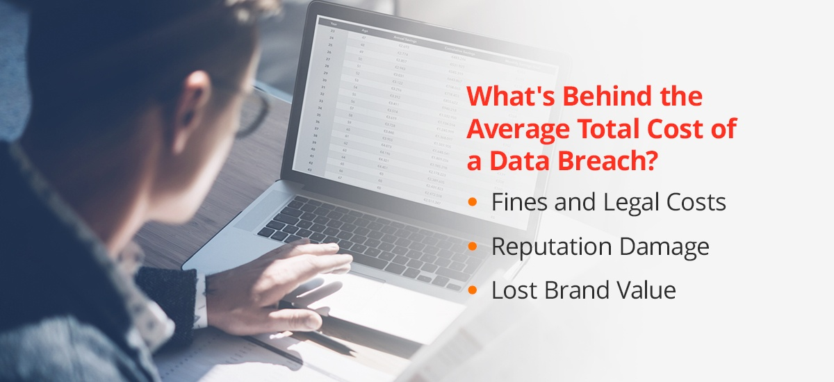 What's Behind the Average Total Cost of a Data Breach?